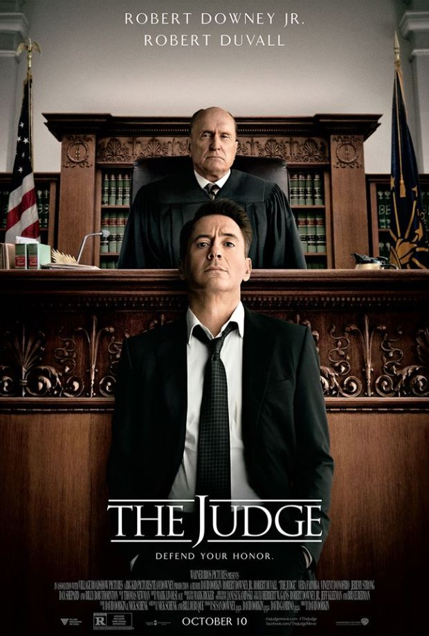 Robert Downey Jr., Robert Duvall, The Judge